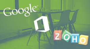 ZOHO CRM & Google Apps for Work