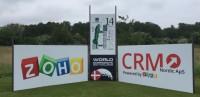 CRM Nordic & Zoho støtter finalen på Royal