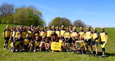 Team Rynkeby og Børnecancerfonden – Hver donation hjælper!