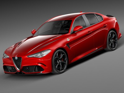 Alfa Romeo Giulia – Ny italiensk fuldblods luksus
