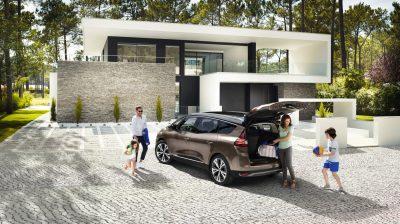 Ny Renault Grand Scenic – teknologisk udvikling og masser af plads