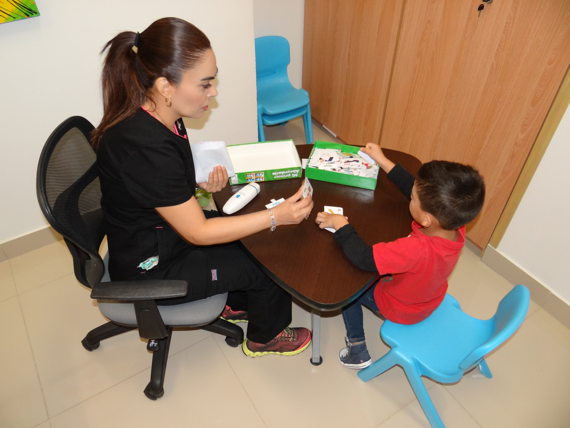 Fonoaudiología ( Terapias)