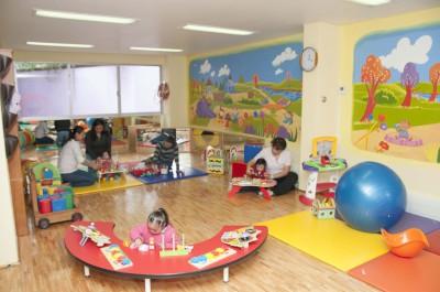 Salón de intervención temprana
