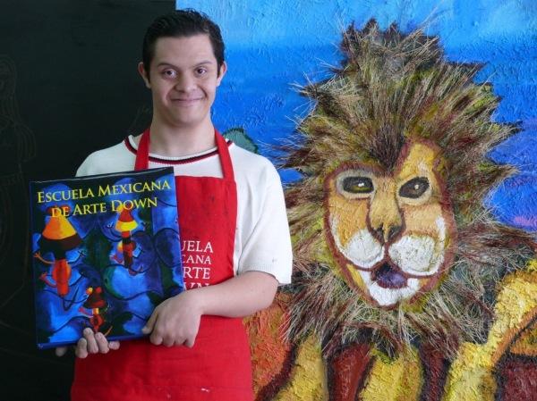 2010. Presentación del libro de la Escuela Mexicana de Arte Down