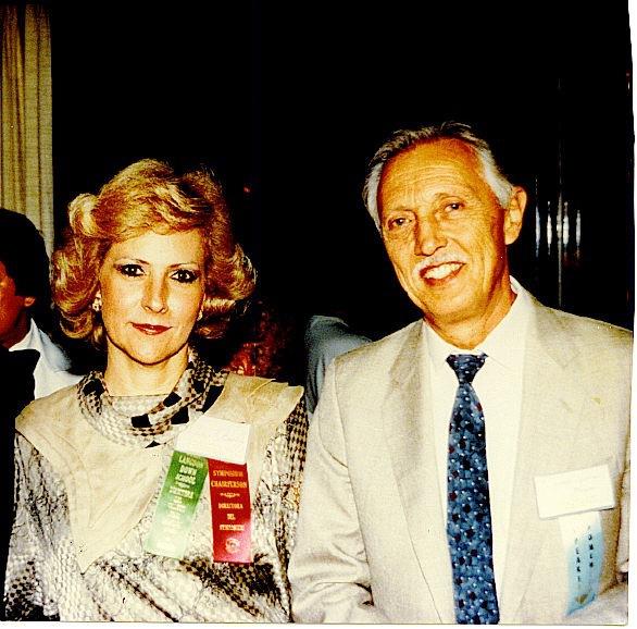 1987. Primer Simposium Internacional sobre síndrome de Down Organizado por la Fundación