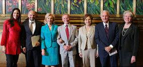2011. Presentación del libro Escuela Mexicana de Arte Down en Bellas Artes