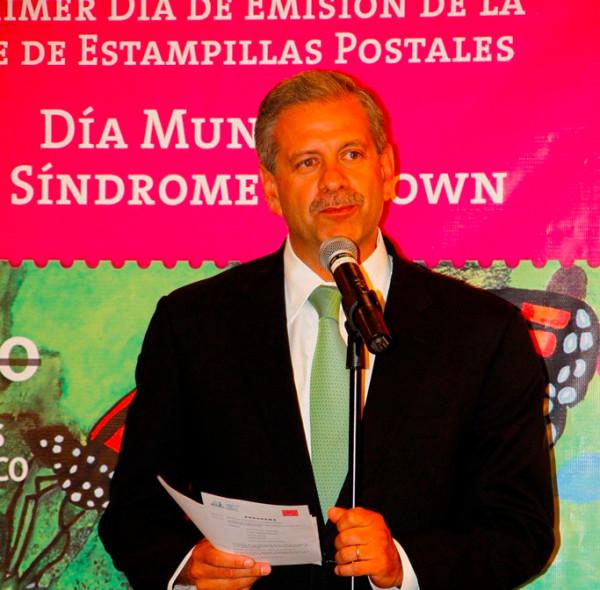 Sergio Hidalgo, Dir. Sistema de Administración y Enajenación de Bienes