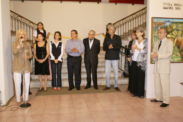 Autoridades del Museo MACAY