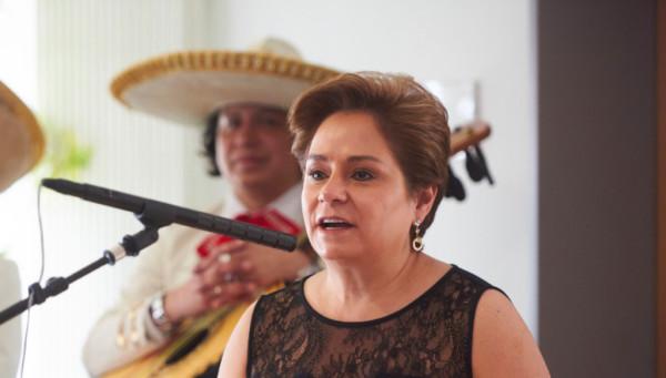 Patricia Espinoza, Embajadora de México en Alemania