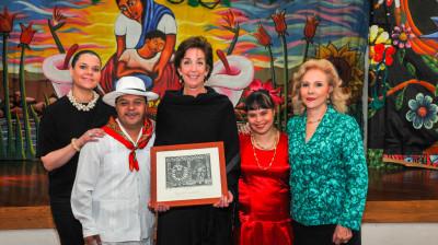 Visita de la Embajadora de EUA, Roberta S. Jacobson