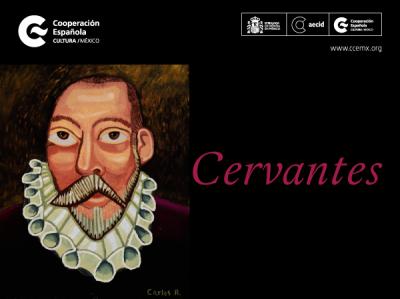 """Se presenta """"Cervantes"""" de Carlos Ramírez en el CCE"""