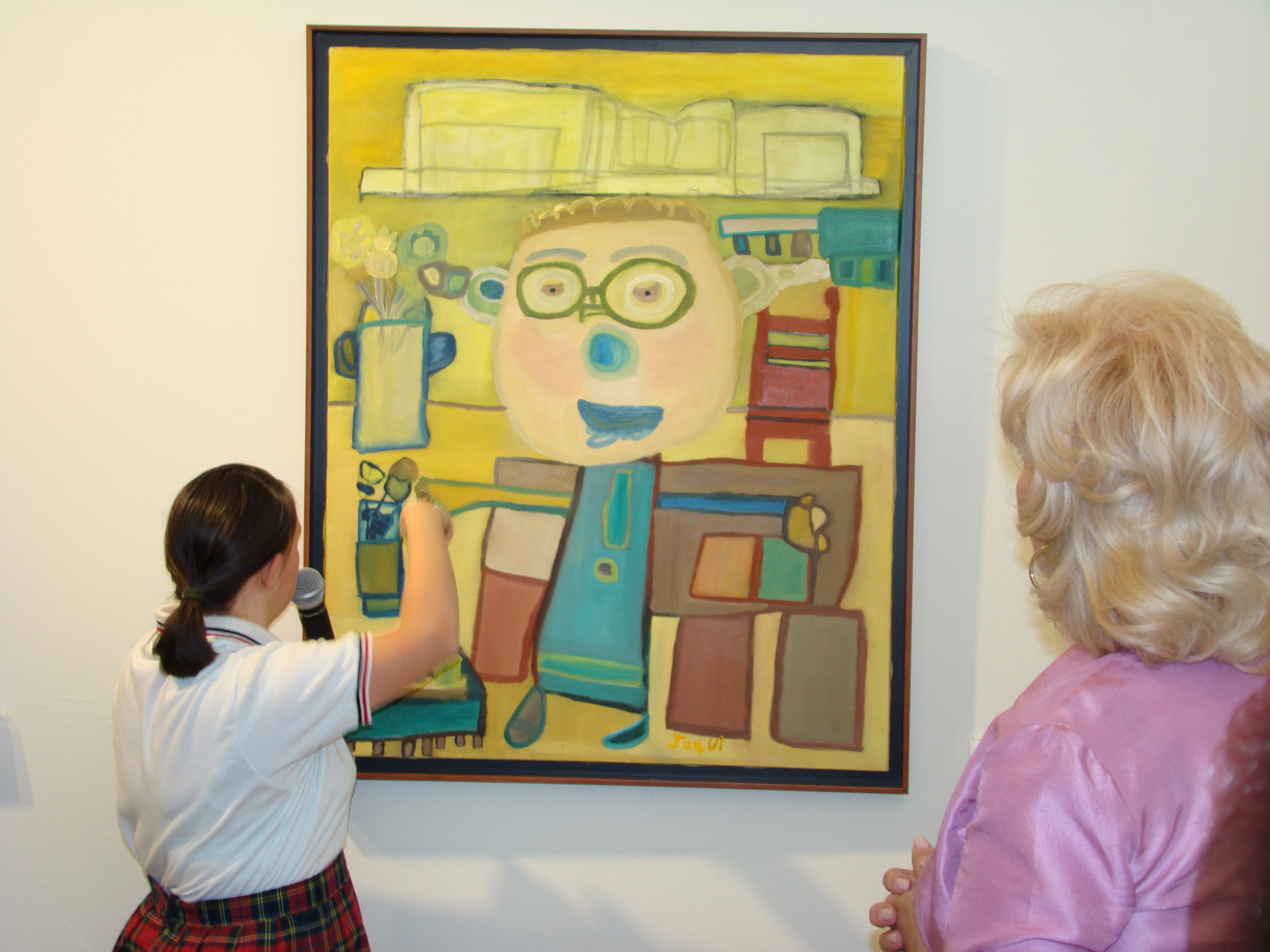 Así lució la exposición en Toluca