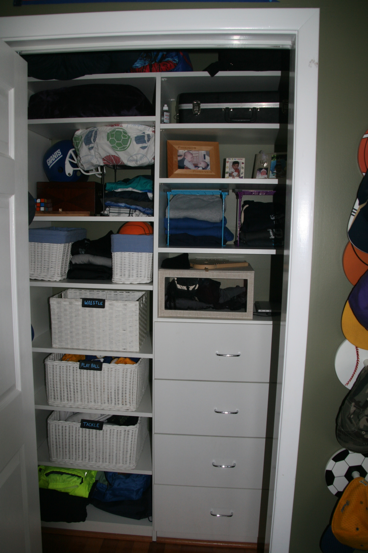 Chris' Closet