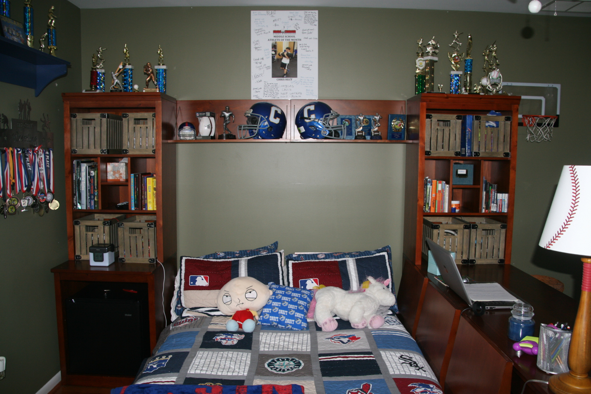 Chris' Bedroom