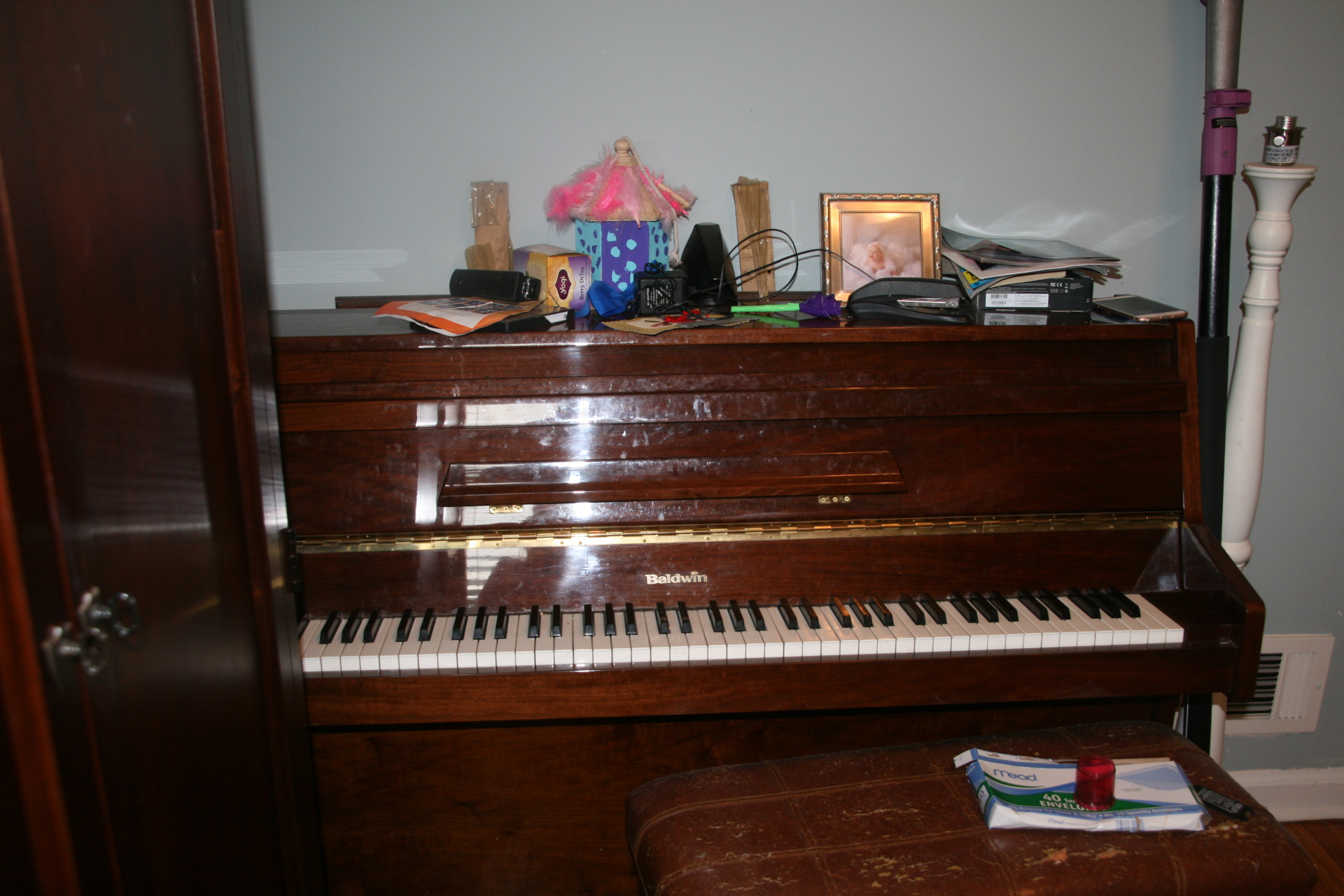 The Piano - Before