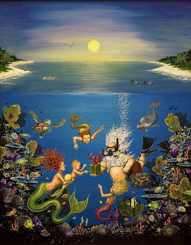 Presents for Mermaids