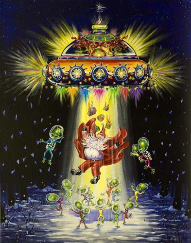 Santa's Abduction