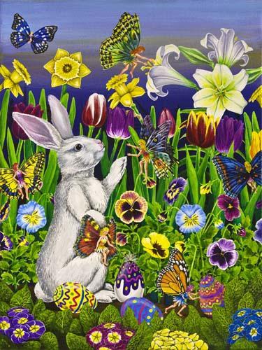 Easter Bunny's Helpers