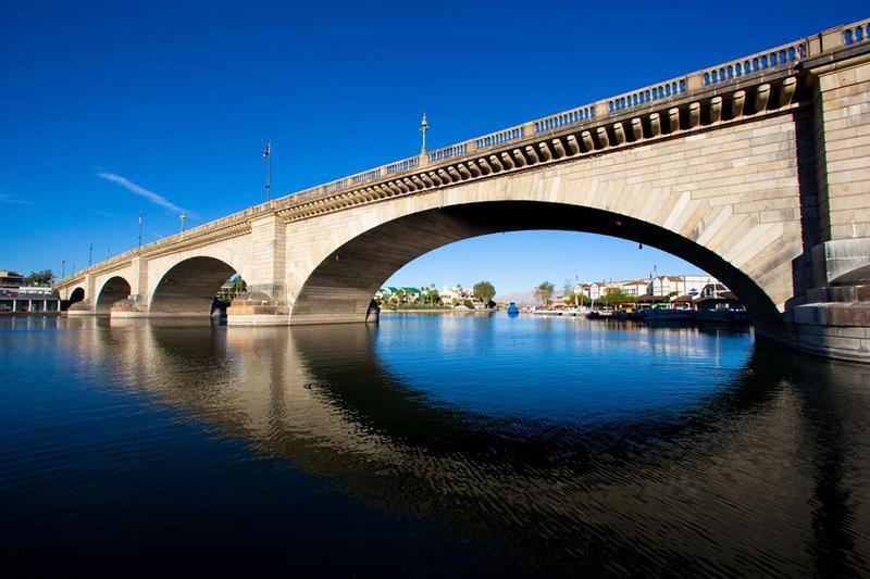 Lake Havasu's Famous London Bridge