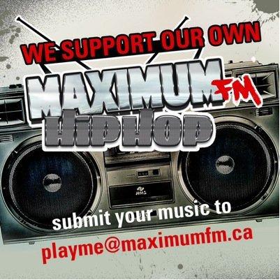 MIC BOOGIE MAXIMUM FM HIPHOP RADIO