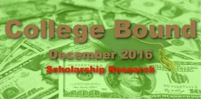 December: College Planning Cohort Newsletter