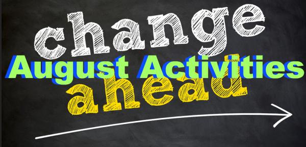 August: College Planning Cohort News