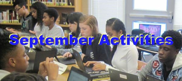 September: College Planning Cohort News