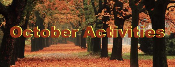 October: College Planning Cohort News