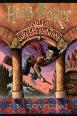 """Harry Potter and the Sorcerer's Stone""- By J.K. Rowling"