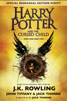 """Harry Potter and the Cursed Child""- By J.K. Rowling"