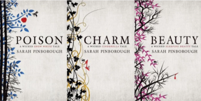The Wicked Trilogy- By Sarah Pineborough