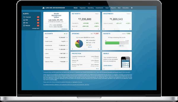 eMoney Client Portal