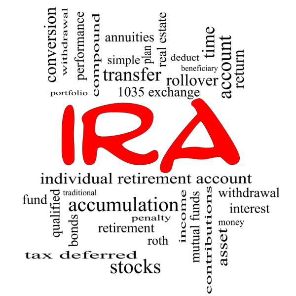 We help with all retirement accounts