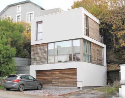 Isolation façade - crépis