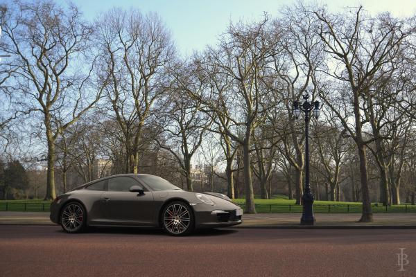 Porsche, London, Photographer, Photoshop