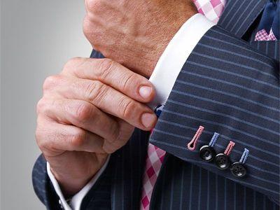 Joey Dimz Semi Bespoke Suit
