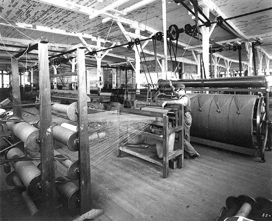 Fabric manufacturing