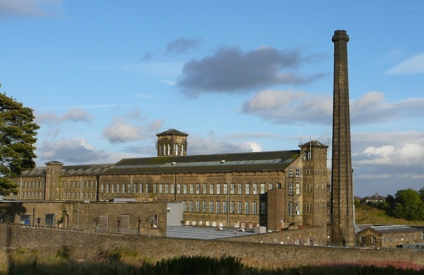 Black Dyke Mill
