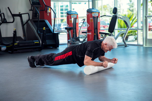 A Foam Roller…Workout?