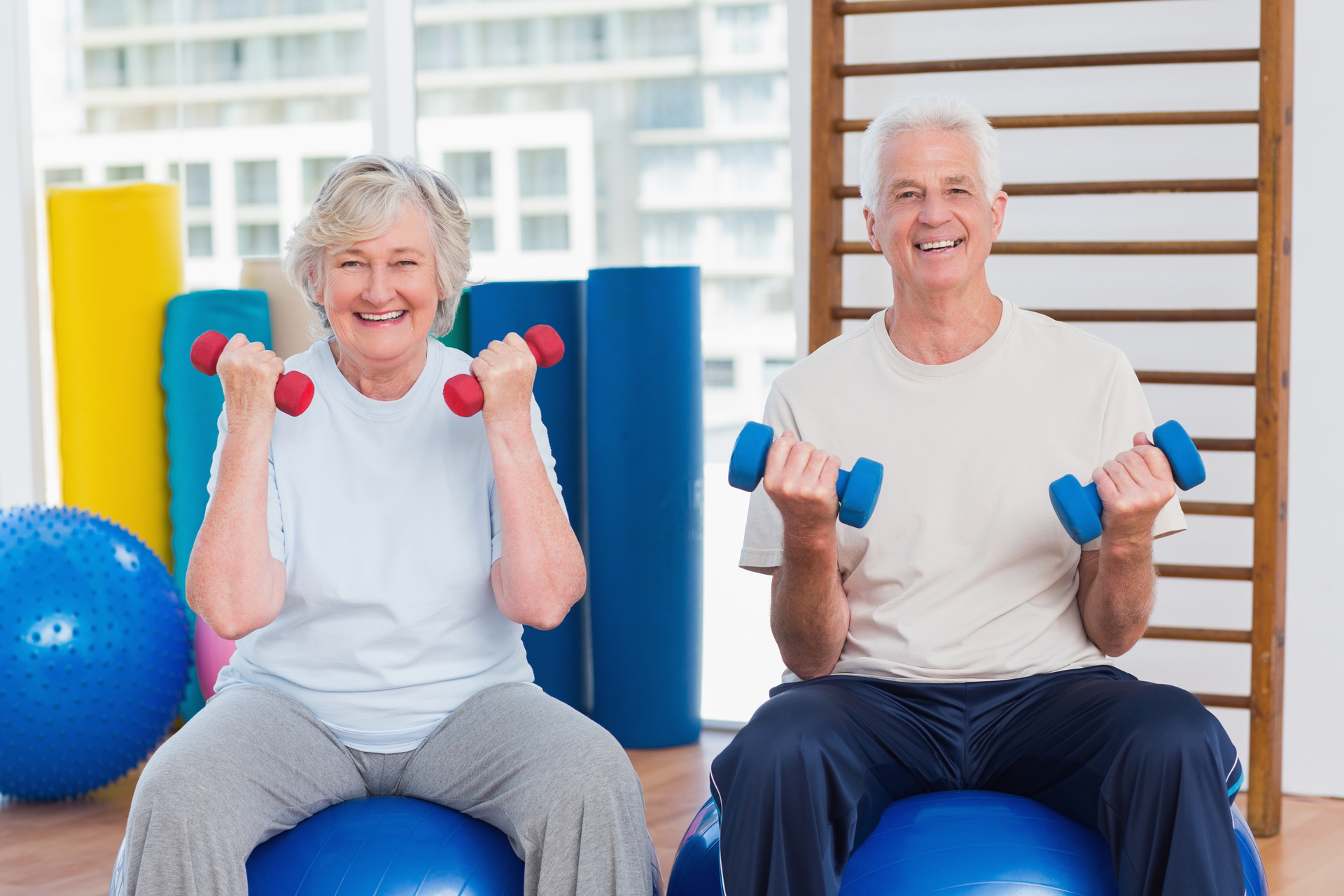 Six Ways to Help Active Agers Stay Forever Fit