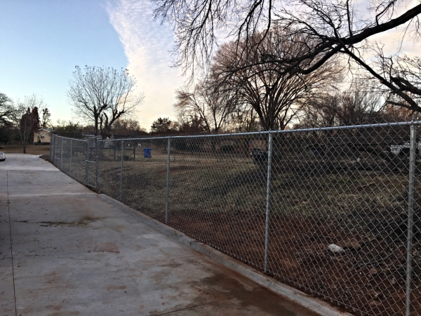 5 ft Residential Chain Link Fence