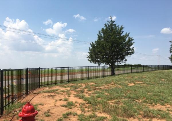 4' Ameristar Fence