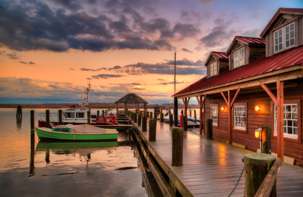 Boat Dock - Alexandria, VA