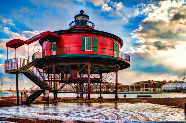 Lighthouse - Baltimore, MD