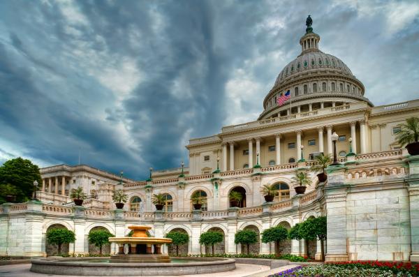 US Capital Building - Washington, DC