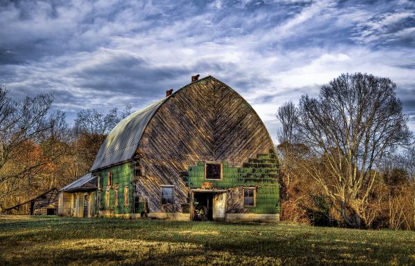Old Barn - Winston-Salem, NC