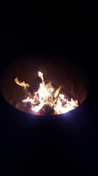 """""""Roaring"""" Fire Pit"""