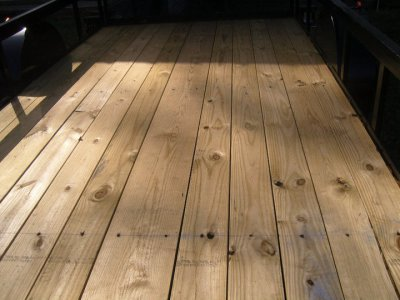 Pressure-Treated Wood