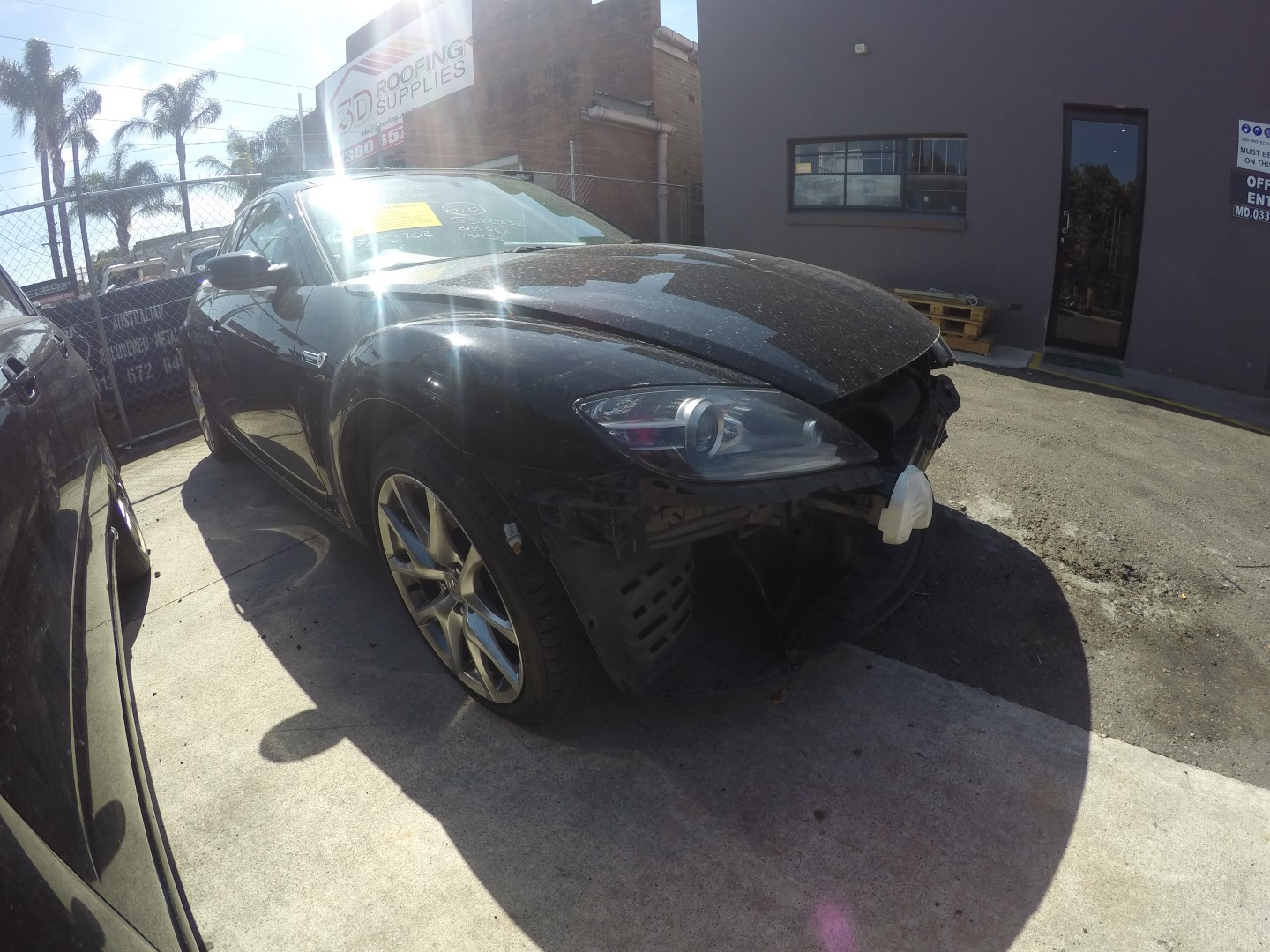 Mazda Wrecking RX8 13B Spares Parts Engine Series 1 Alloy Wheels