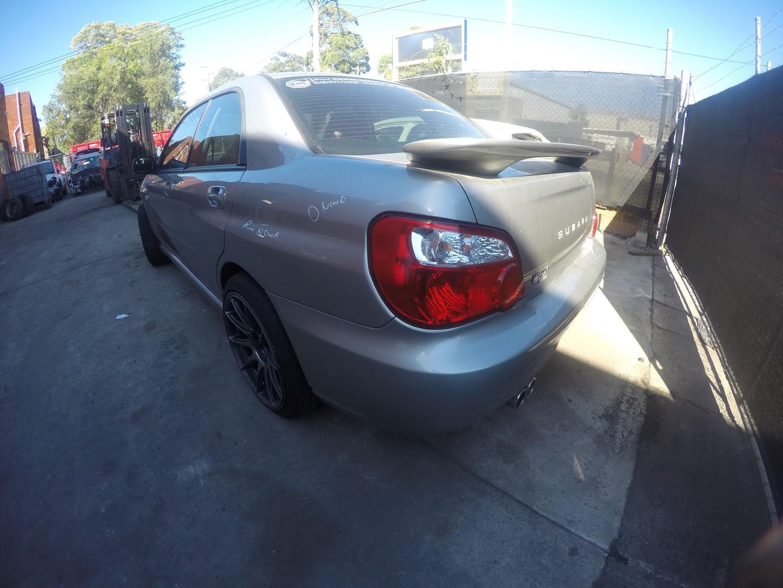 Subaru Wrecking WRX GD 04 Parts EJ20 Turbo Gearbox Spares